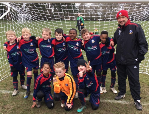 U9s Tournament in Amersham