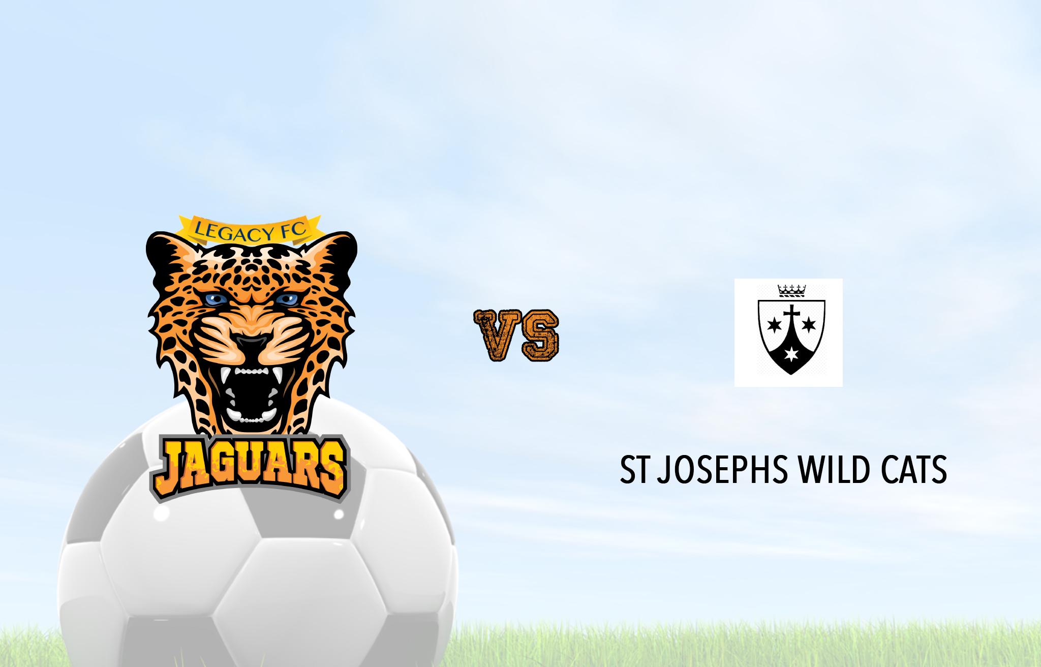 lehacy jaguars vs st josephs wildcats